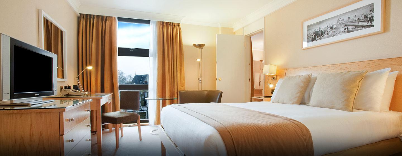 Hotell Hilton London Kensington, Storbritannia – Juniorsuite