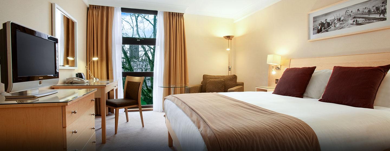 Hotell Hilton London Kensington, Storbritannia – Hilton gjesterom
