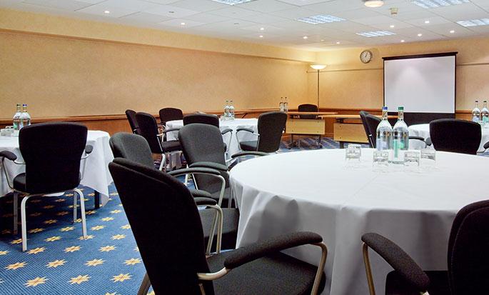 Hotell Hilton London Kensington, Storbritannia – Ballsal
