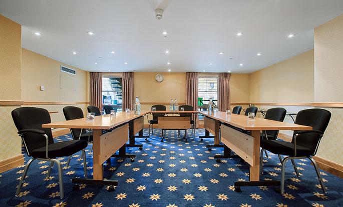 Hotell Hilton London Kensington, Storbritannia – møterom