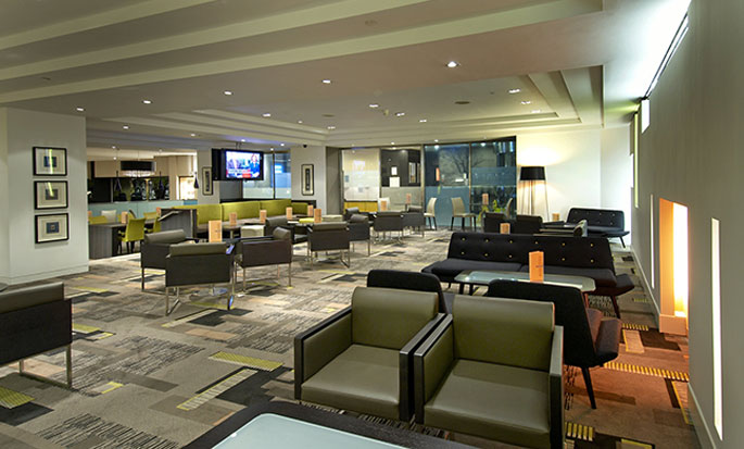 Hotell Hilton London Kensington, Storbritannia – AMPM Bar