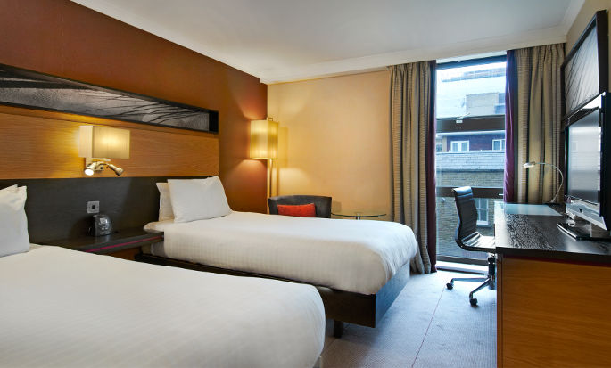 Hotell Hilton London Kensington, Storbritannia – Rom