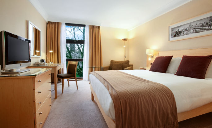 Hotell Hilton London Kensington, Storbritannia – Juniorsuite