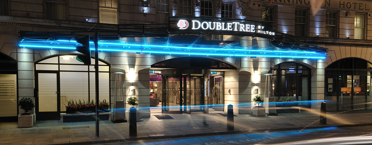 DoubleTree by Hilton Hotel London-West End - Extérieur de l'hôtel