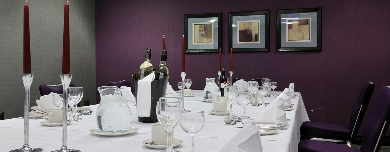 Genießen Sie Ihr Dinner in privater Atmosphäre