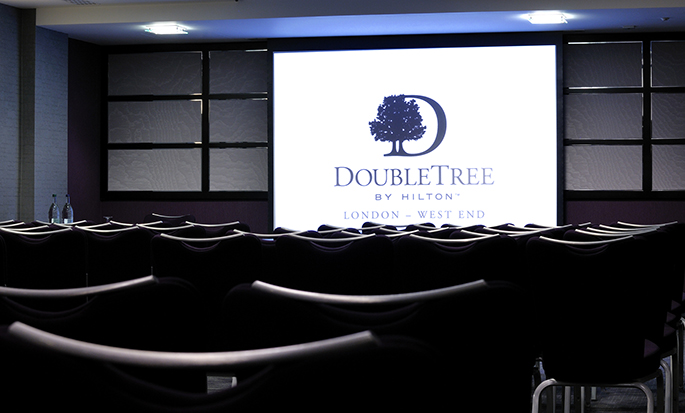 Doubletree by Hilton London - West End, GB - Vergaderzaal