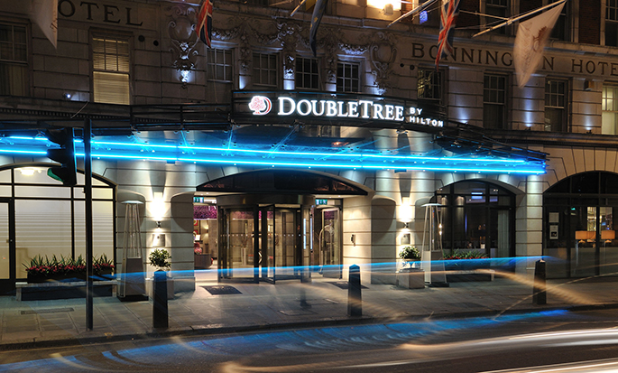 Doubletree by Hilton London - West End, GB - Buitenkant hotel