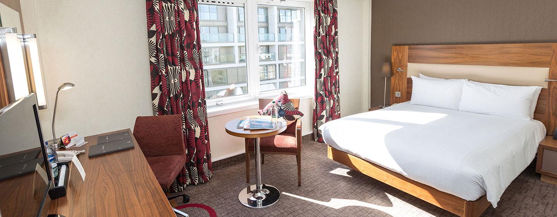 Hotel Hilton London Olympia, Regno Unito - Camera doppia Hilton Deluxe