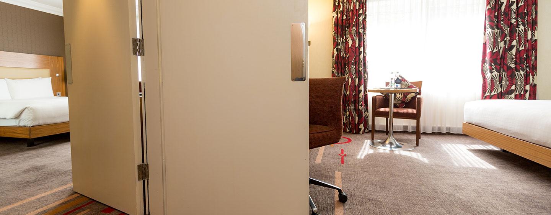 Hotel Hilton London Olympia, Regno Unito - Camera comunicante
