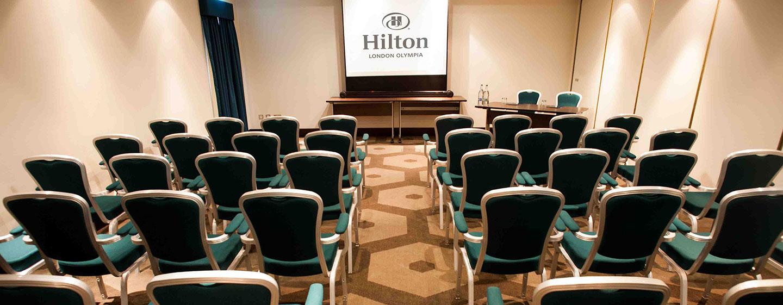Hotel Hilton London Olympia, Regno Unito - Sala meeting Melbury