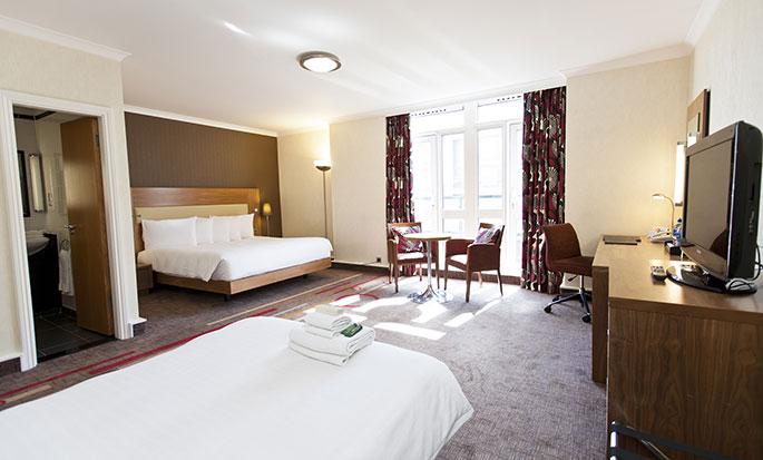 Hotel Hilton London Olympia, Regno Unito - Camera