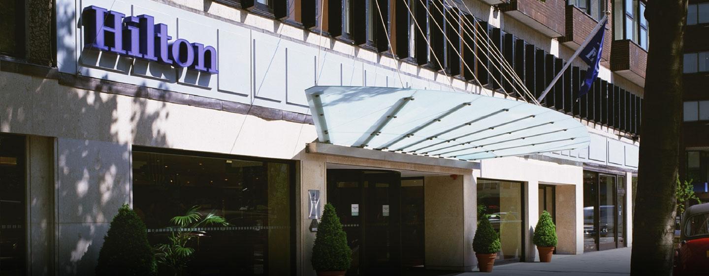 Herzlich willkommen im modernen Hilton London Olympia