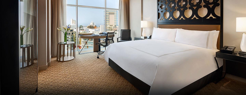Hilton Lima Miraflores, Perú - Suite ejecutiva