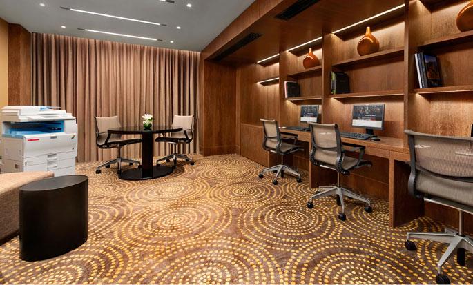 Hilton Lima Miraflores, Perú - Centro de negocios