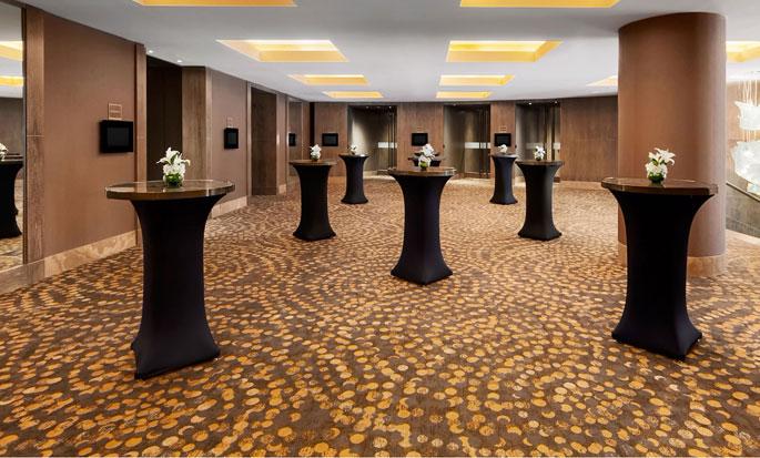 Hilton Lima Miraflores, Perú - Vestíbulo