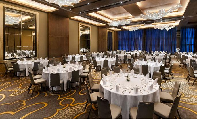 Hilton Lima Miraflores, Perú - Sala de banquetes