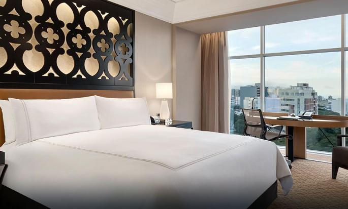 Hilton Lima Miraflores, Perú - Habitación estándar con cama King