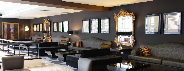 Hotel El Pardo DoubleTree by Hilton, Lima, Perú - Bar Canctus