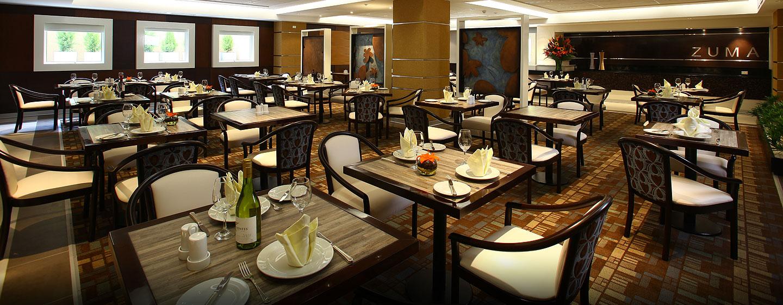 Hotel El Pardo DoubleTree by Hilton, Lima, Perú -  Restaurante Zuma