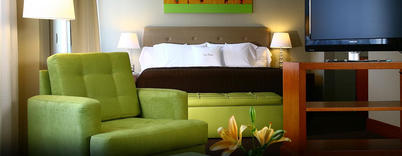 Hotel El Pardo DoubleTree by Hilton, Lima, Perú - Suite junior