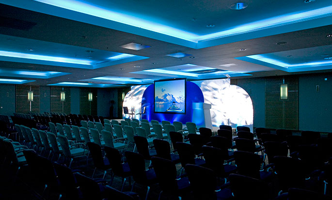 Hilton London Canary Wharf hotel, Verenigd Koninkrijk - evenementen