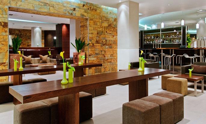 Hilton London Canary Wharf hotel, Verenigd Koninkrijk - Bar Cinnamon