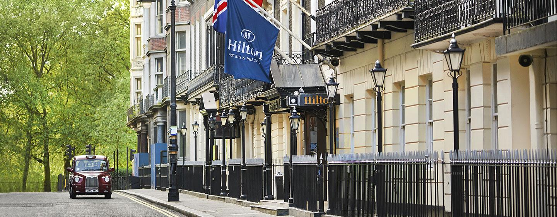 Hotel Hilton London Green Park, Londra, Regno Unito - Esterno dell'hotel