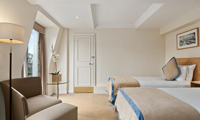 Hotel Hilton London Green Park, Londra, Regno Unito - Camera Deluxe con letti separati