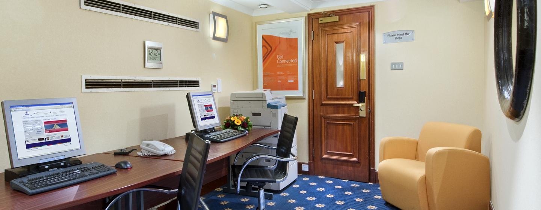 Erledigen Sie Geschäftliches ganz bequem im hoteleigenen Business Center