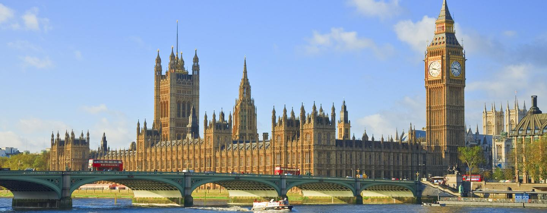 Erkunden Sie vom Hotel aus, Londons Sehenswürdigkeiten