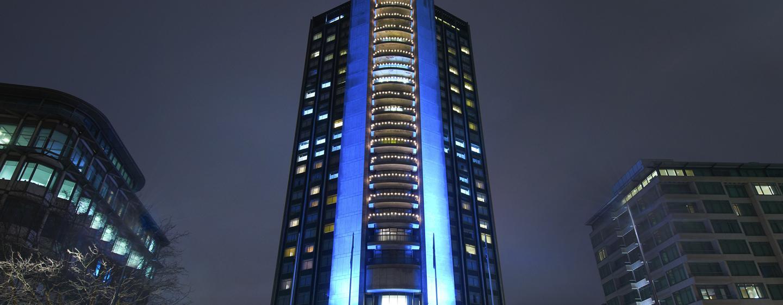 London Hilton on Park Lane, Storbritannien - Välkommen till London Hilton Park Lane Hotel