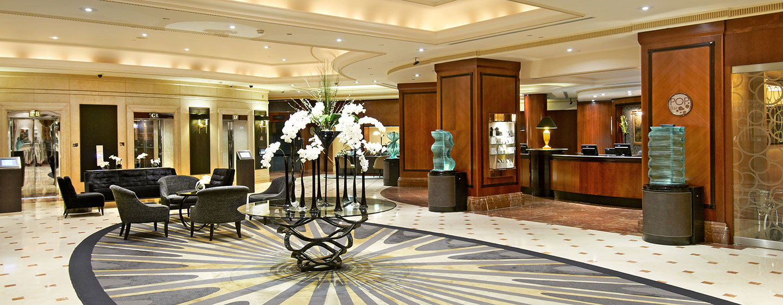 London Hilton on Park Lane, Storbritannien - Lobby