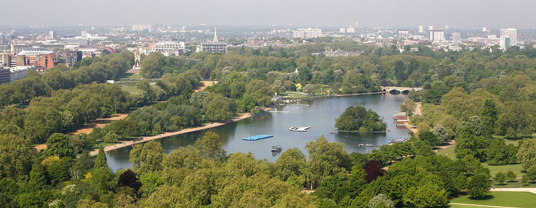 London Hilton on Park Lane, Storbritannien - Hyde Park