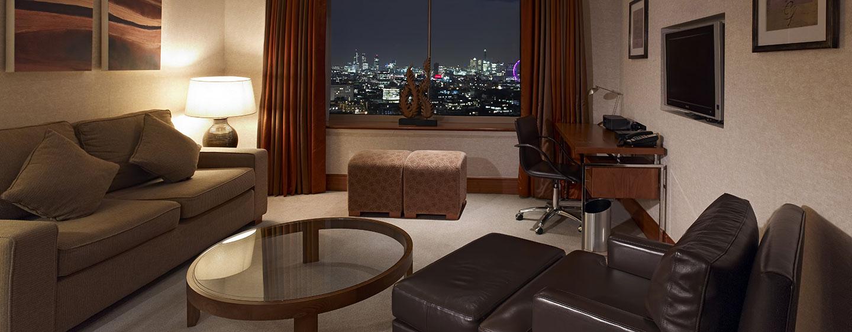 London Hilton on Park Lane, Storbritannien - Lounge Boutique