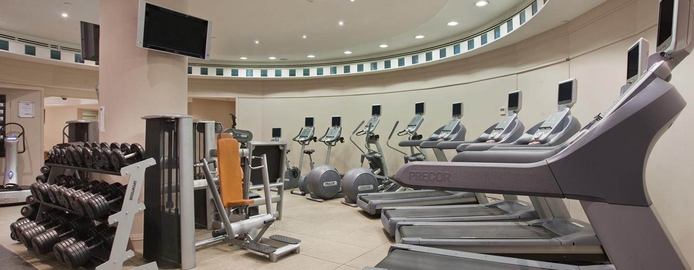 London Hilton on Park Lane, Storbritannien - Fitnesscenter