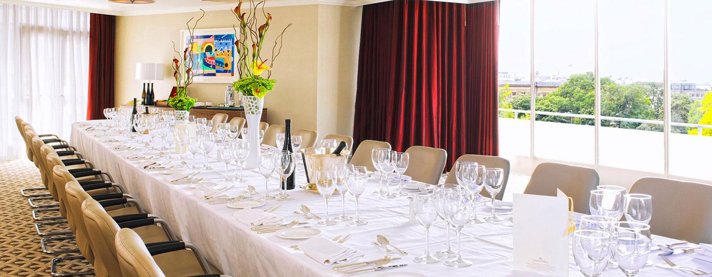 London Hilton on Park Lane, Storbritannien - Serpentine-rummet