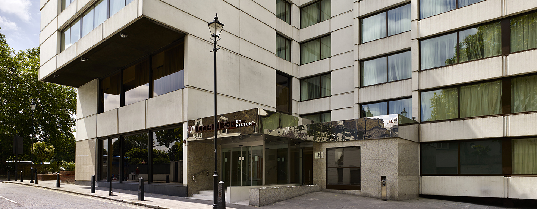 Hôtel DoubleTree by Hilton Hotel London - Hyde Park, Londres - Extérieur