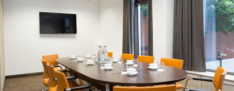 Für Ihre Meeting steht Ihnen die Boardrooms zur Verfügung