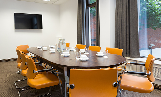 DoubleTree by Hilton Hotel London - Hyde Park - Conference Room