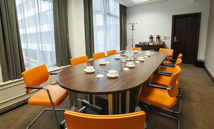 Hôtel DoubleTree by Hilton Hotel London - Hyde Park, Londres - Salle de conférence