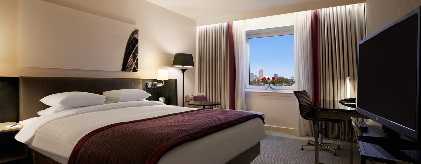 Hotel Hilton London Angel Islington, Regno Unito - Camera Hilton Superior doppia