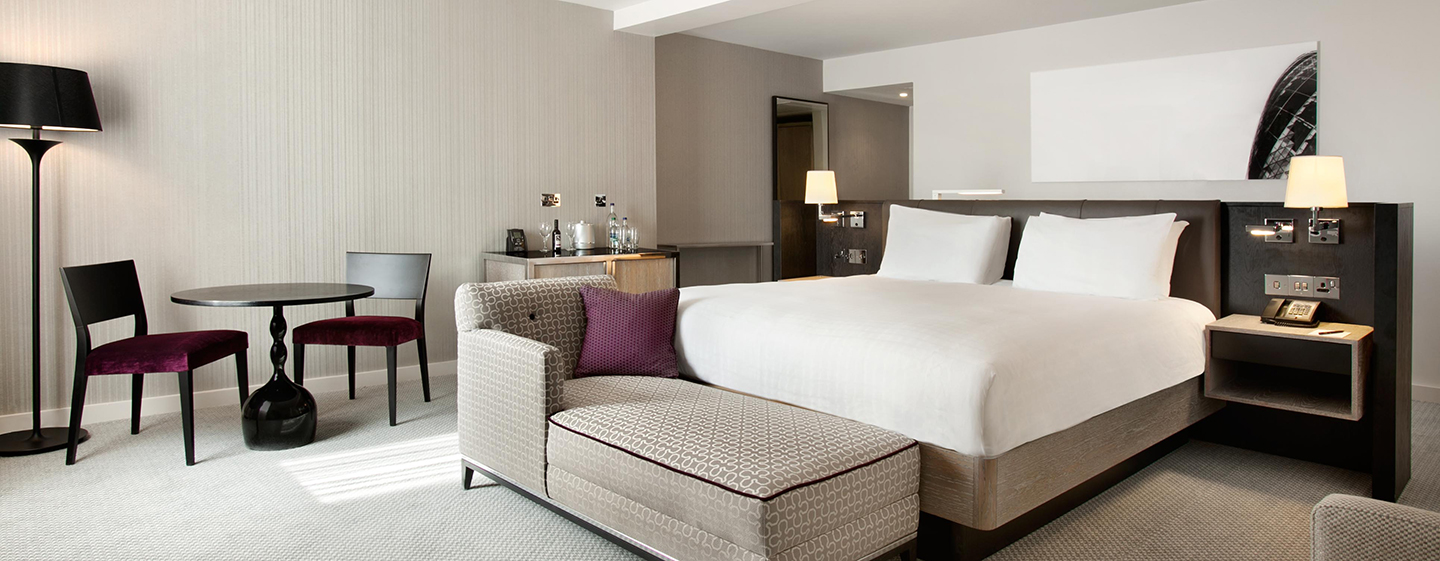 Hotel Hilton London Angel Islington, Regno Unito - Junior Suite