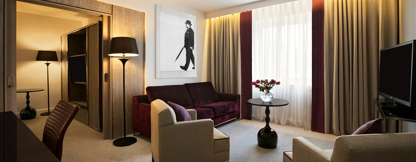 Hotel Hilton London Angel Islington, Regno Unito - Executive Suite con letto king size