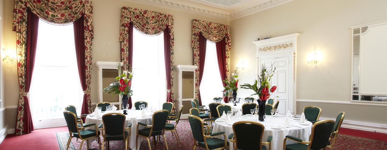 Die prungvolle Bryanston Suite bietet Ihnen Raum für Ihre Veranstaltung