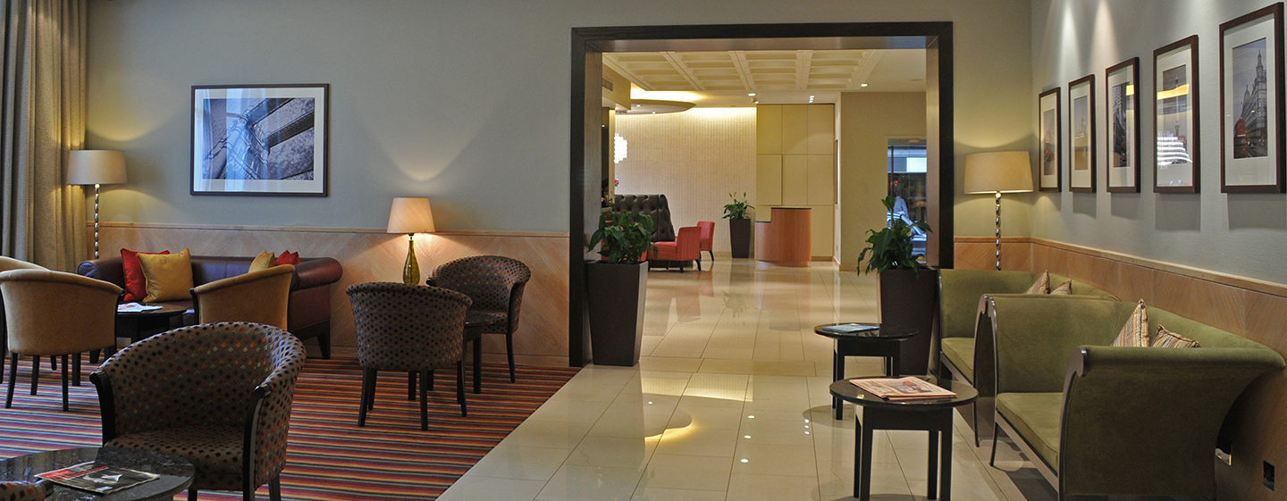 DoubleTree by Hilton Hotel London – Marble Arch, Storbritannien – Lobby