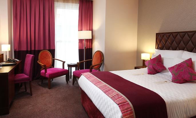 DoubleTree by Hilton Hotel London – Marble Arch, Storbritannien – Gästrum King