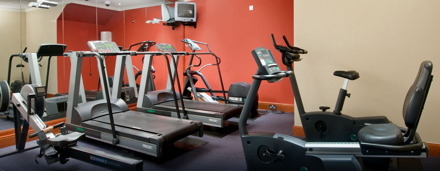 Hilton London Paddington Hotel, Storbritannien - Hotellets fitnesscenter