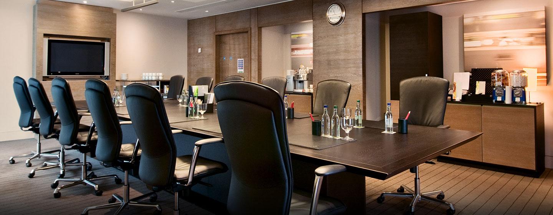 Für Ihre Tagungen stehen 10 Meetingräume im Hotel bereit