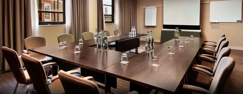 Für kleine Tagungen verfügt das Hotel über mehrere Meetingräume