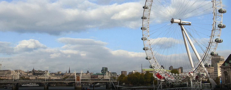 Erkunden Sie die bekannten Sehenswürdigkeiten Londons